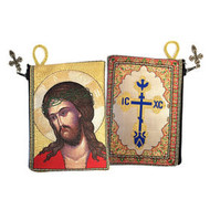 """Christ Bridegroom/Extreme Humility Icon Pouch 5 3/8"""""""