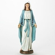 """Our Lady of Grace, 18.25"""""""