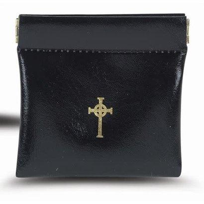 Black Flexible Rosary Case