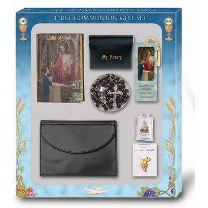 Child of God Boys Communion Set