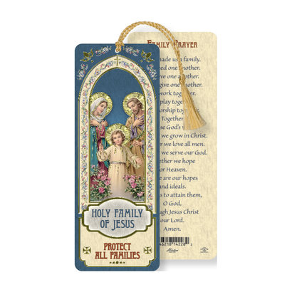 Holy Family Book with Tassel