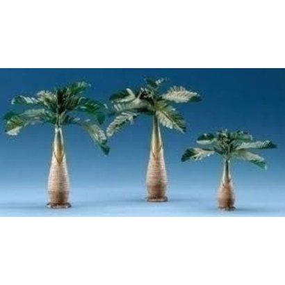"Fontanini 8""H 3PC Set Palm Tree for 5"" Scale Nativity Figures"