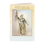 St. Joan of Arc Novena and Prayers