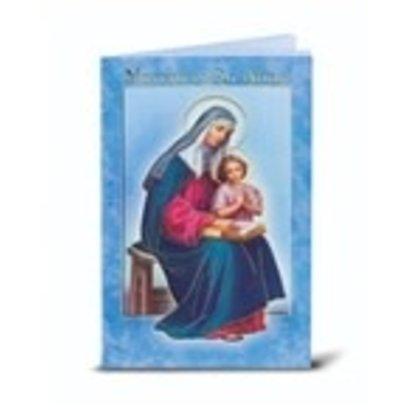 Novena to St. Anne Prayer Book
