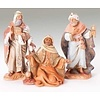"Fontanini® 5"" Scale 3 pc Set Kings Nativity Figures"