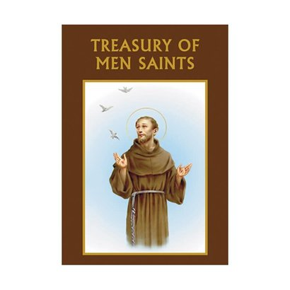 Treasury of Men Saints - Prayer Book