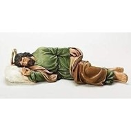 Sleeping St. Joseph Figure, 5.5""