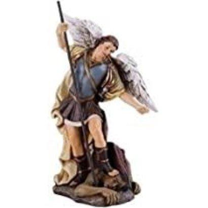 """4.75""""H St. Michael Figure Renaissance Collection"""