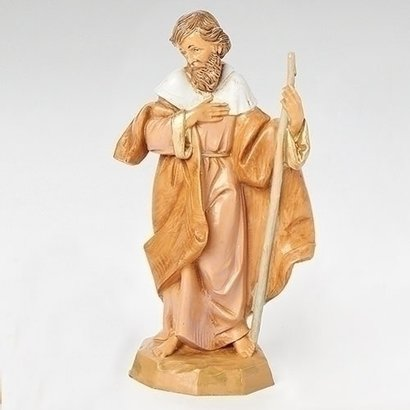"5"" St. Joseph Nativity"