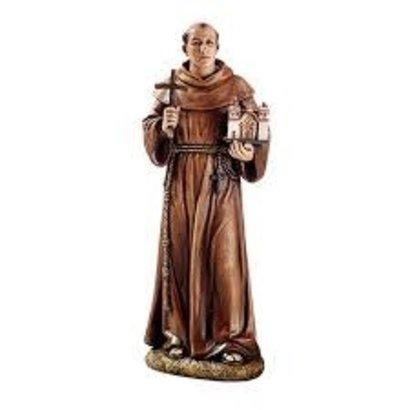 "8""H St. Junipero Serra Figure"