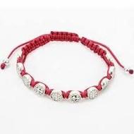 St. Benedict Bracelet-Red