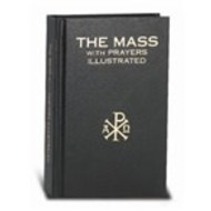 The Mass Book with Illustrated Prayers