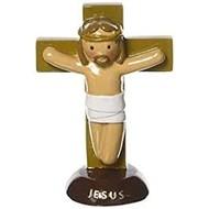 "4"" H Jesus On The Cross"