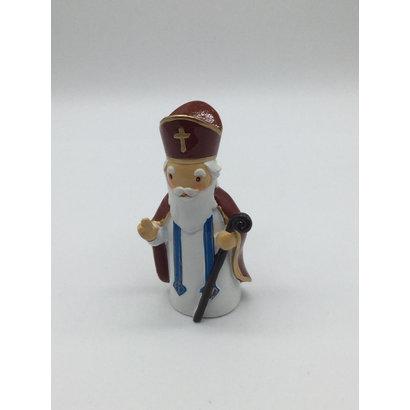 """3.75""""H St. Nicholas Figure"""