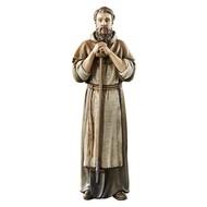 "Saint Fiacre 8"" Statue"