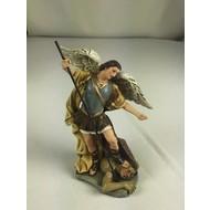 "4.75"" St.Michael Figurine"