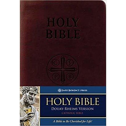 Holy Bible Douay-Rheims Catholic Bible