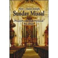 New St. Joseph Sunday Missal 2021