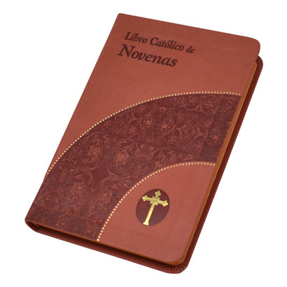 Libro Catolico De Novenas Prayer Book