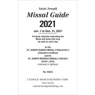Missal Guide For 2021