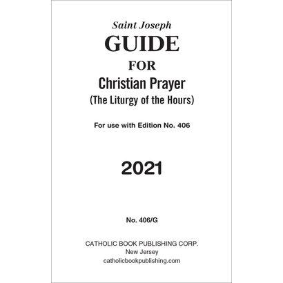 Christian Prayer Guide For 2021