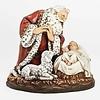 "Kneeling Santa 8"""