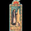 Saint Gertrude of Nivelles Small Size Retablos