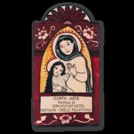 Saint Ana Small Size Retablo