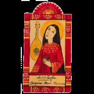 Saint Cecilia Small Size Retablos