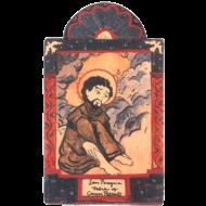 Saint Peregrine Laziosi Small Size Retablos