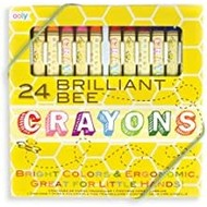 Brilliant Beeswax Crayons - Set