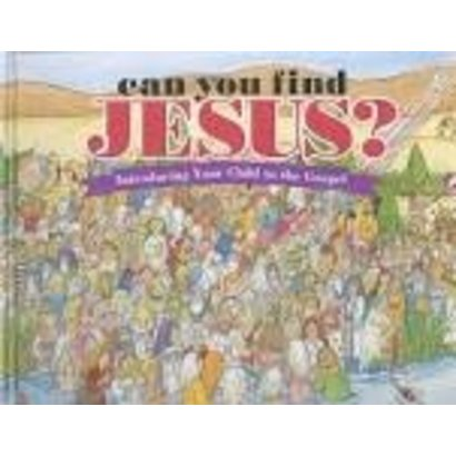 Can you find Jesus book