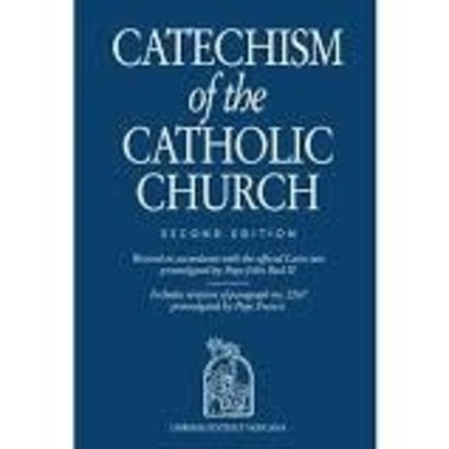 Catechism of the Catholic Church Edition
