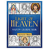Light of Heaven Saints Coloring Book