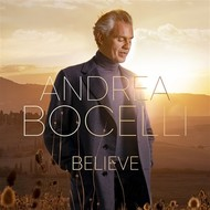 BELIEVE CD - Andrea Bocelli