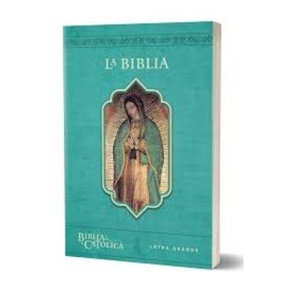 Biblia Catolica Letra Grande