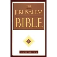 THE JERSULEM BIBLE B-JR-DUB