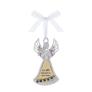 Angel Ornament- Let Joy blossom in your heart