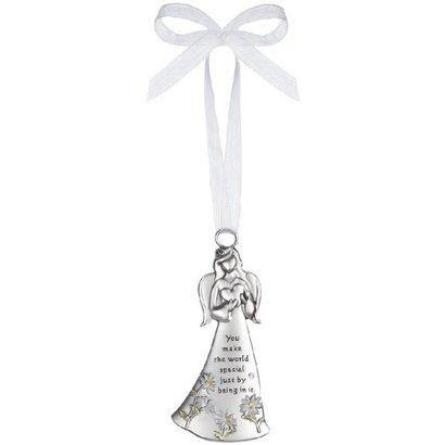Angel Ornament- You make the world special just by being in it