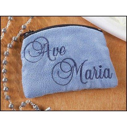 Ave Maria Rosary Case