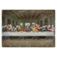 "27"" DaVinci Last Supper"
