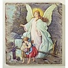 "15""Guardian Angel Wall Plaque"