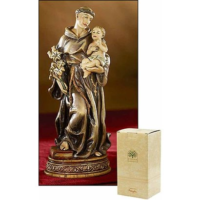 "6.5"" Saint Anthony Statue"
