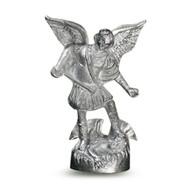 """St. Michael Pocket  Saint Statue  1 3/4"""""""