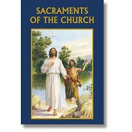 Sacraments of the Church- Prayer Book