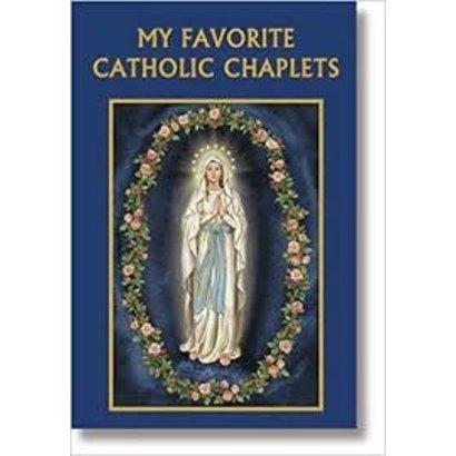 Aquinas Press® Prayer Book - My Favorite Catholic Chaplets