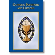 Catholic Devotions and Customs- Prayer Book