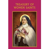 Treasury of Women Saints booklet