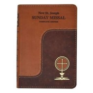 The New St. Joseph Sunday Missal Complete Edition