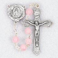 Rose Quartz Beads Rosary